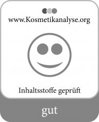 Siegel Inhaltsstoffe geprüft - GUT