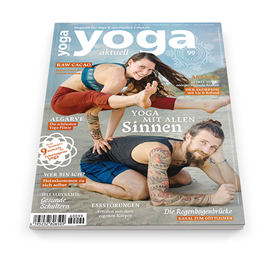 yoga Aktuell cover 99